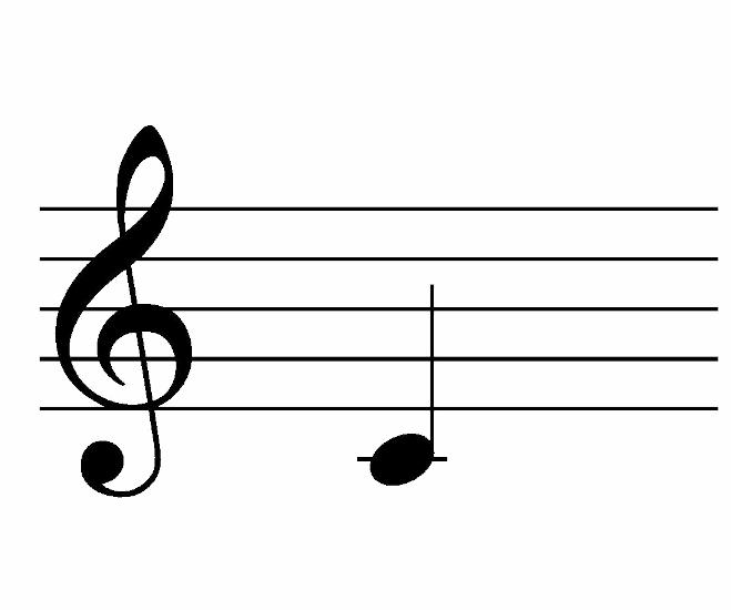 Notas musicais - Jogo Educativo Online