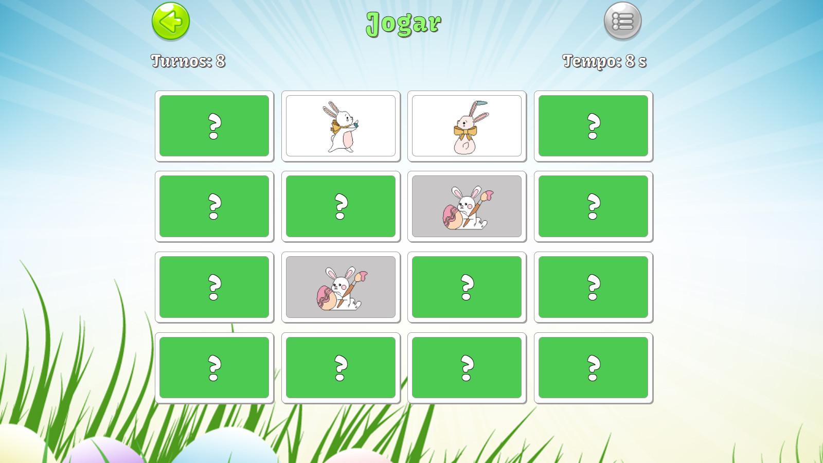 Memory Game - Educational Game