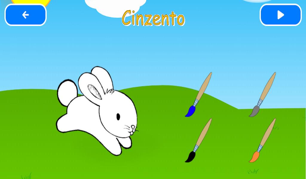 Colors Game - Educational App